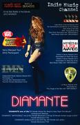 DIAMANTE Awards and Nominations.