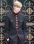 Alan Wheeler Uniform