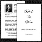 Black & White The 30-Day Devotional