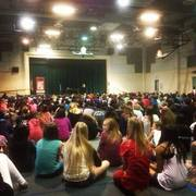No Bully Assembly - Roosevelt Middle School