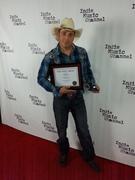"""""""Album of the Year"""" winner, Ryan Daniel"""