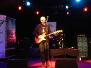 Trevor Sewell jamming on stage at the Indie Music Channel Awards at Whisky a Go Go