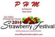 PHM @ Strawberry Festival 2014