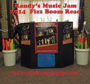 """2014 Library Show """"Fizz Boom Read"""""""