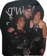 Linda, Richie, Emily-TwinSister