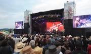 Stevie Hawkins in concert - France
