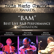 Indie Music Channel Best Live R&B Performance Nomination