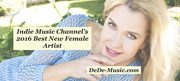 IMC 2016 DeDe Best New Female Artist Banner