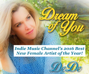 IMC 2016 Best New Artist DeDe Wedekind