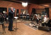 Lauren Knight Big Band Studio Session