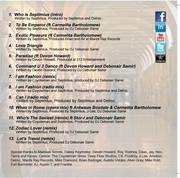 To Be Emperor - CD Cover Insert