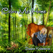 Color Me Home CD