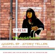 T-Resa New music Flyer