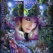 Kiki Love Summertime Cover