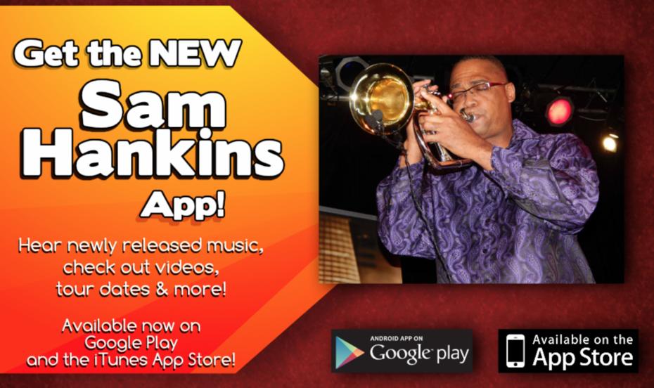 Sam Hankins App!