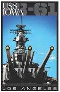 Battleship USS IOWA BB-61