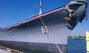 USS IOWA BB-61