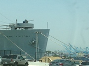 SS Lane Victory in San Pedro