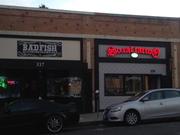 BadFish Clothing and So Cal Tattoo in San Pedro, Los Angeles, Ca.