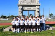 San Pedro High School Boys Soccer 2015-2016