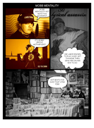 Mobb Mentaility Comic
