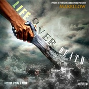 Life Over Death Mixtape Cover 2