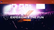 Music to live, jump, experience, have fun