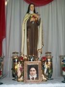 1 de Octubre día de la bendición oficial de Santa Teresita Radio