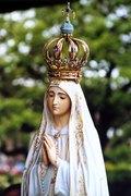 Señora de Fatima  madre querida.