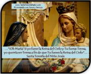 Tere y Maria con el Nino 3