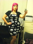 Rock & Roll wiggle dress