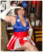 Pinup Halloween Costumes