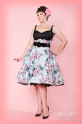 Deadly Dames Courtesan Swing in Victorian Rose