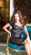 Natalie Alvarez in Pris Blk XS