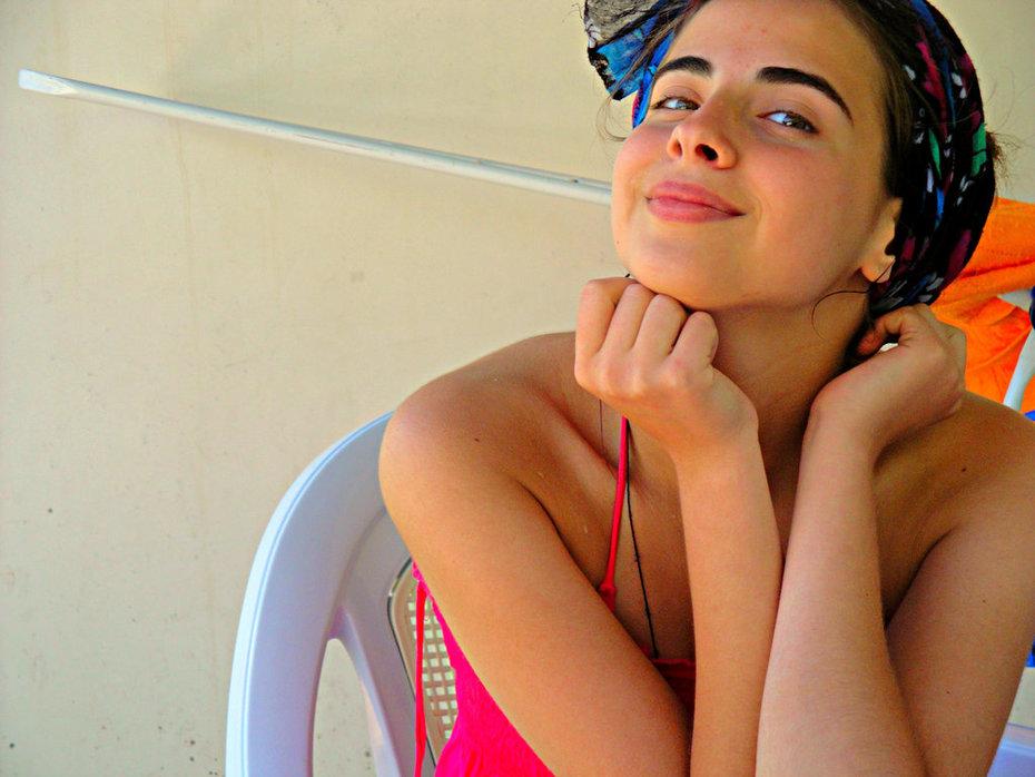 ცხელი ზაფხული და მე!