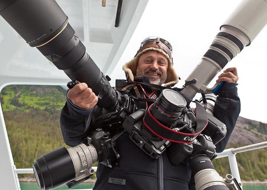 ადამიანი ტელესკოპი :D