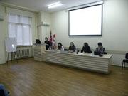 ახალგაზრდა სოციოლოგთა გაერთიანების წარდგენა, პრეზენტაცია (YSU Presentation)