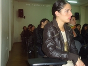 დოქტორანტის  საჯარო ლექცია