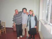 ჩემი მშობლები და Andrew