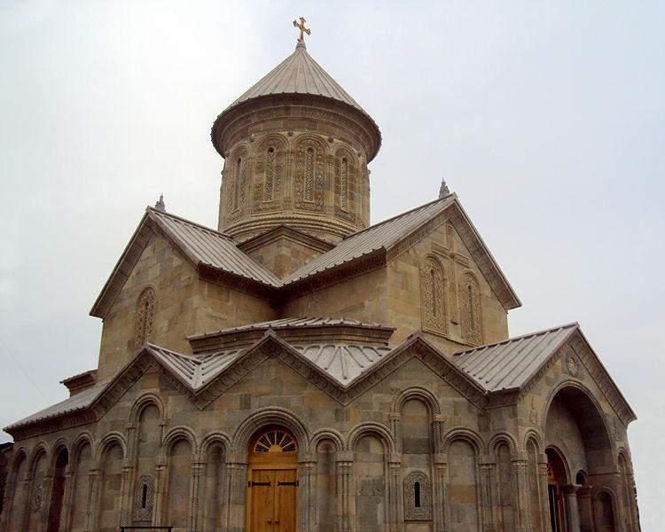 ქალაქ რუსთავის სიონი