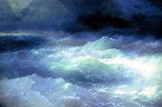 აივაზოვსკის მოღრუბლული ზღვა