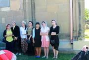 კასპის წმინდამეფე ვახტანგ გორგასლის სახელობის ტაძრის მგალობელთა გუნდი