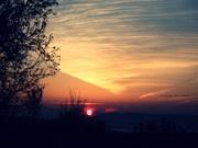 ჩემი სოფლის ცა