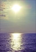 მე არ მიყვარს, მაგრამ ლამაზია მაინც ზღვა!
