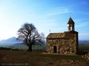 ჩემი სოფელი - წმ. გიორგის სახ. ეკლესია..