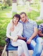 მე და გიუნა.:*