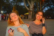 საღამო ლისის ტბაზე ქეთისთან ერთად