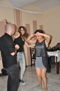 ცეკვა ალკოჰოლური