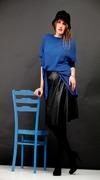 ლურჯი მოსასხამი