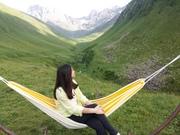 დასვენებაა მთებს შეფარებულის სიმშვიდე